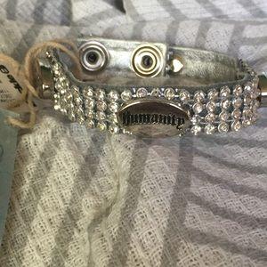 Humanity bracelet